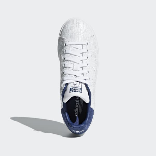 adidas Tenis Stan Smith - Blanco  65cf983f5f205