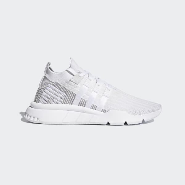 lowest price 57351 55b84 Zapatillas EQT Support Mid ADV Primeknit - Blanco adidas  ad