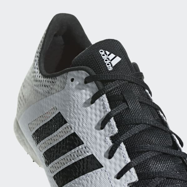 53a10c3682c adidas Adizero Middle-Distance Spikes - White