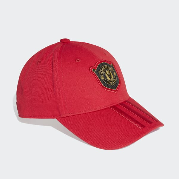 Adidas Manchester United Cap Red Adidas Malaysia