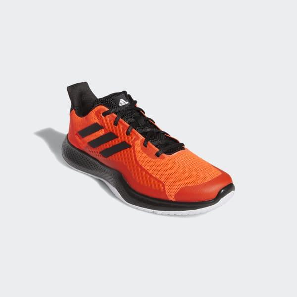 adidas original la trainer arancioni