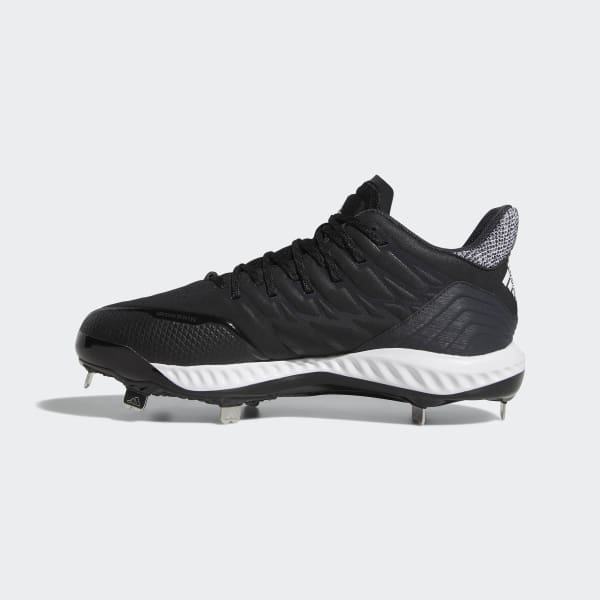 f75860387 adidas Icon Bounce Cleats - Black