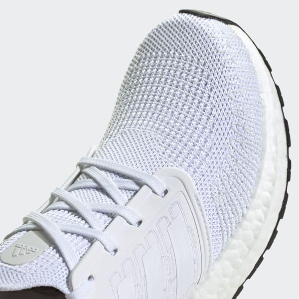 Women's Ultraboost 20 Cloud White Shoes | EG0713 | adidas US