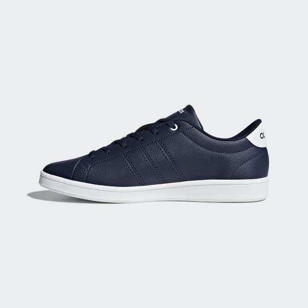 adidas Advantage Clean QT Shoes - Blue
