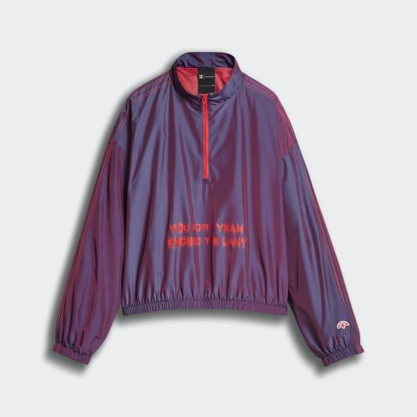 Adidas Originals By Aw Two Tone Windbreaker by Adidas