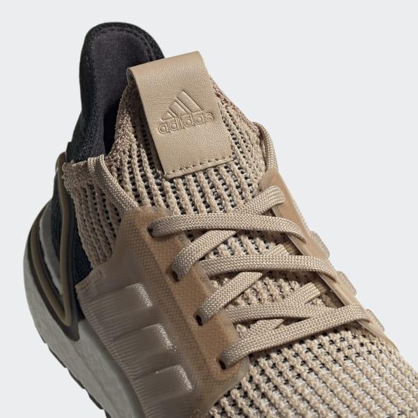 Policía Precioso Separar  Women's Ultraboost 19 Pale Nude and Core Black Shoes | adidas US