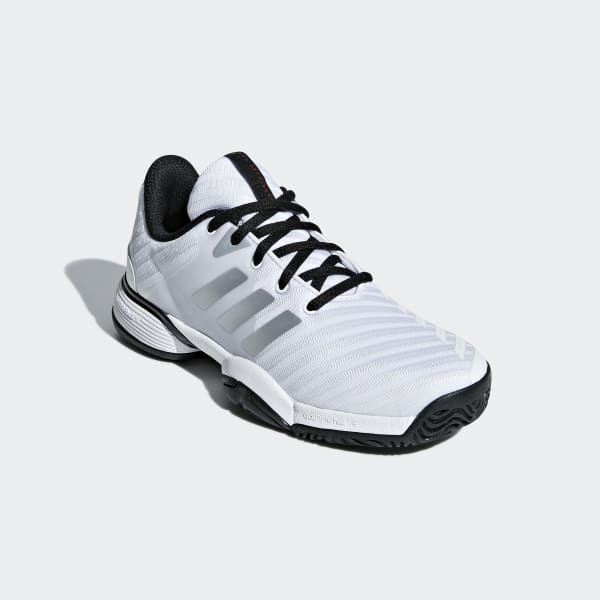 adidas Barricade 2018 Shoes - White