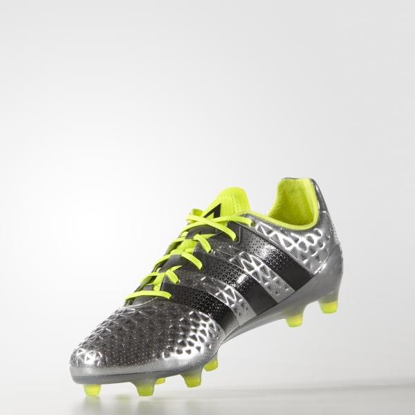 adidas Guayos Superficie Firme ACE 16.1 - Plateado  d59e9f1cee1d7