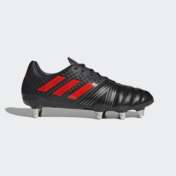 Zapatillas de Rugby Kakari Terreno Suave Café adidas | adidas Chile