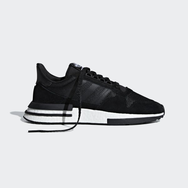 best service 04ca5 8bc08 adidas ZX 500 RM Shoes - Black   adidas US
