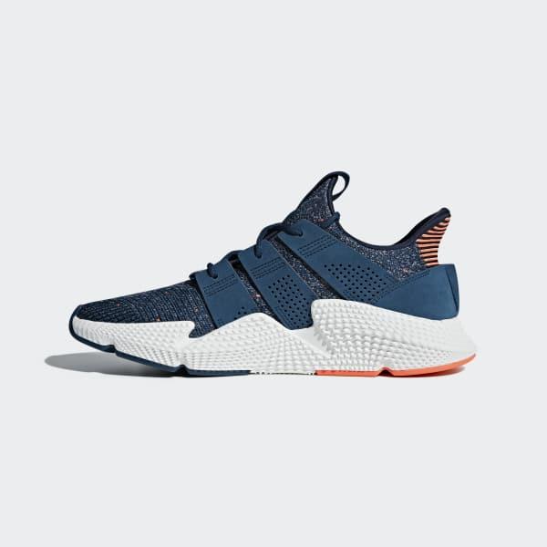 AQ1026 Adidas Originals Prophere Chaussures Homme Bleu NightOrange