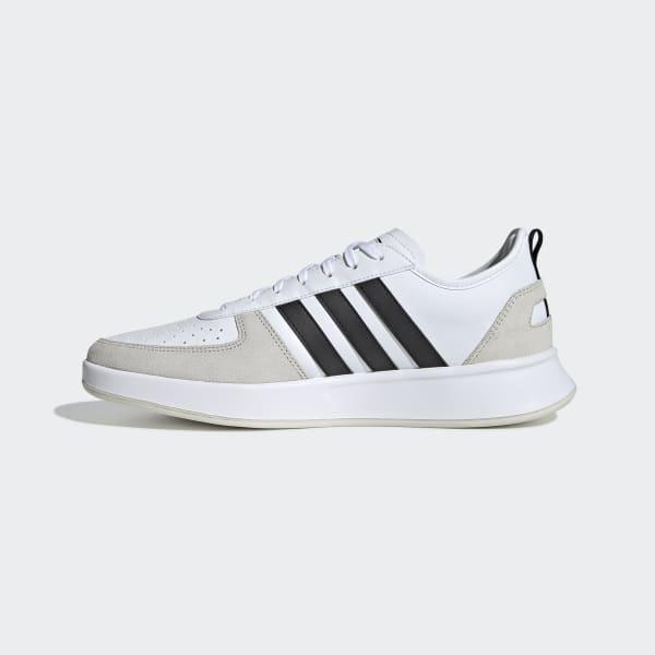 Chaussure Court 80s Blanc adidas   adidas France