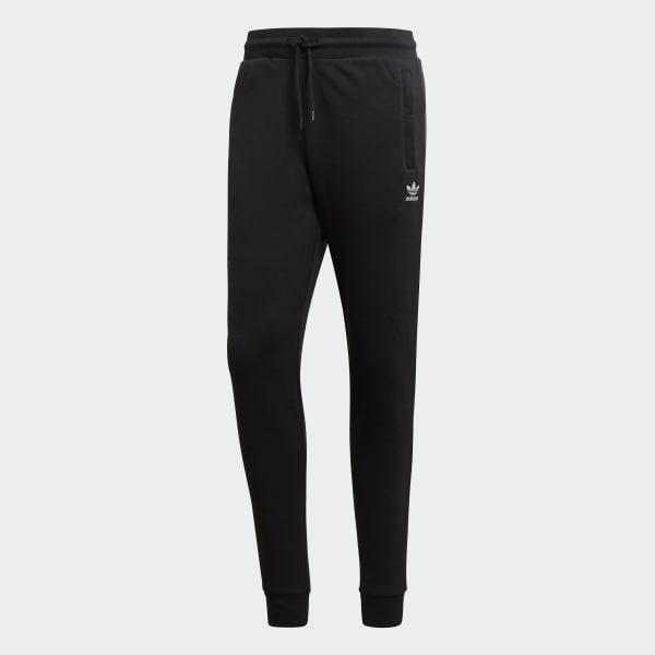 adidas Fleece Slim Pants - Black