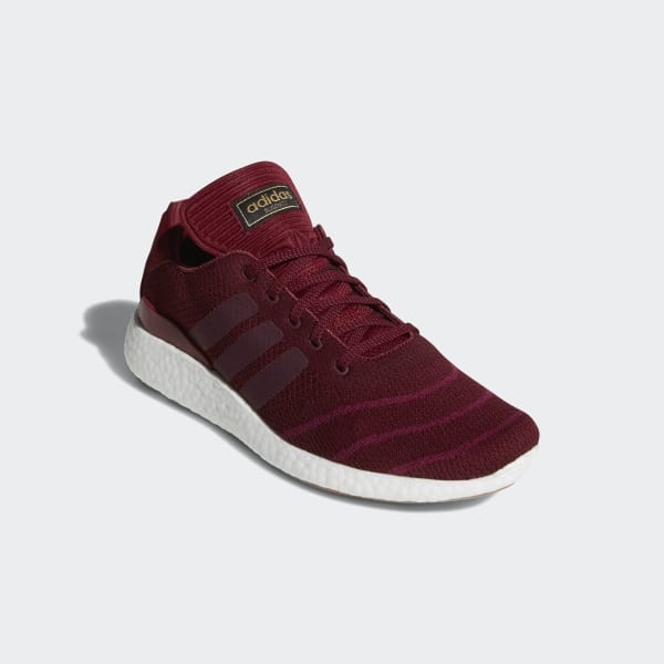 promo code d1229 cb6a9 adidas Tenis Busenitz Pureboost Primeknit - Rojo  adidas Mex