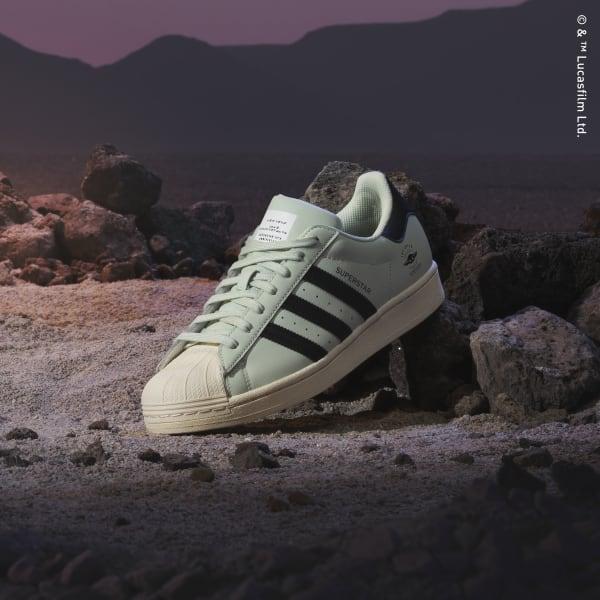 adidas Star Wars Mandalorian Superstar