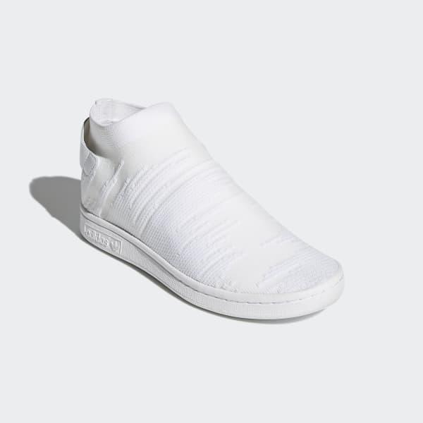 adidas Stan Smith Sock Primeknit Schuh Weiß | adidas Deutschland