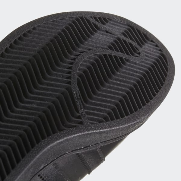 a861b139280fa7 adidas Superstar Foundation Shoes - Black