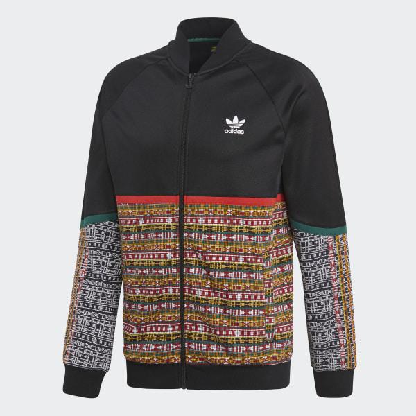 f333074d0b319 adidas Pharrell Williams SST Track Top - Multicolor