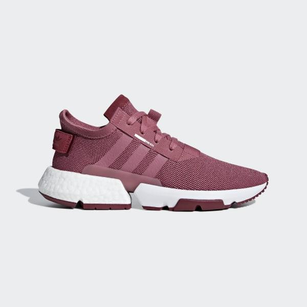 adidas POD-S3.1 Shoes - Burgundy