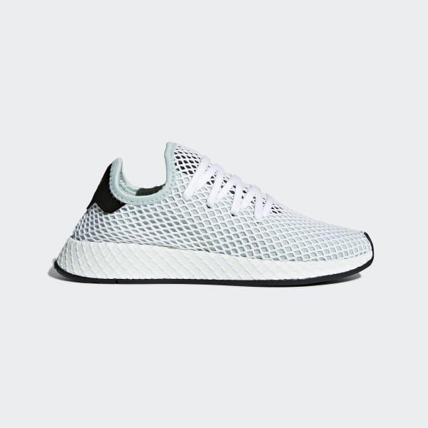 sale retailer b3ef8 57d53 adidas Deerupt Runner Schoenen - groen  adidas Officiële Sho