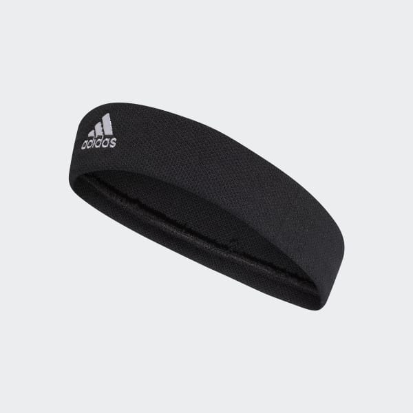 adidas Tennis Headband - Black   adidas