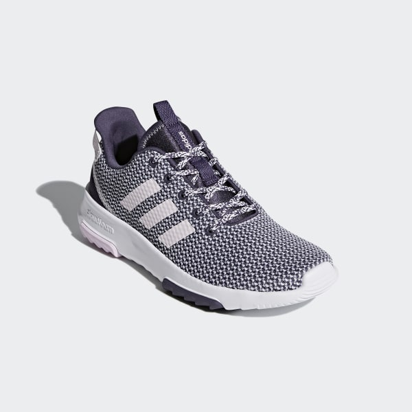 adidas Cloudfoam Racer TR Shoes - Purple | adidas US