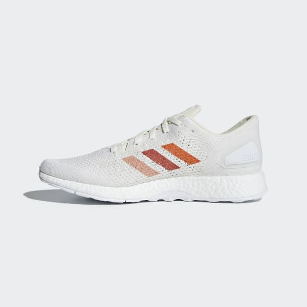 a81f3dbf7 adidas Pureboost DPR Pride Shoes - White