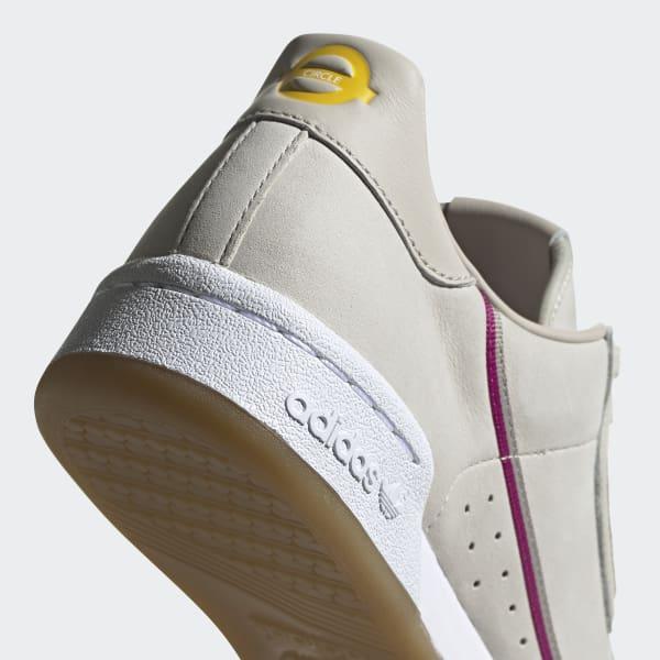 adidas Originals x TfL Continental 80 Schuh Braun   adidas Austria