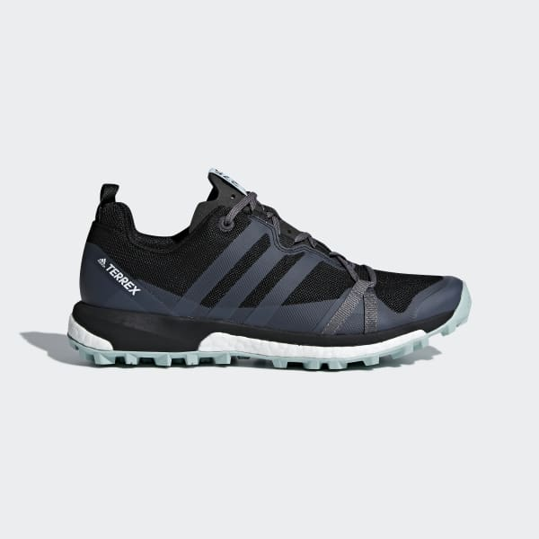 adidas Terrex Agravic Shoes - Black | adidas US | Tuggl