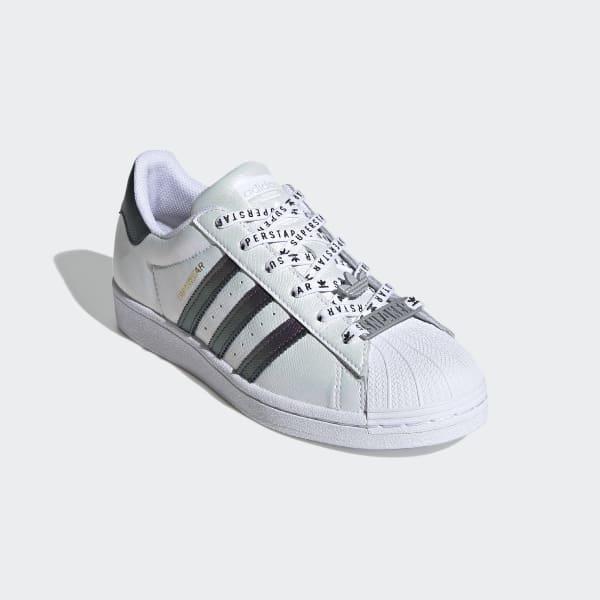 Cartas credenciales aeronave impulso  adidas Superstar Shoes - White | adidas Philipines
