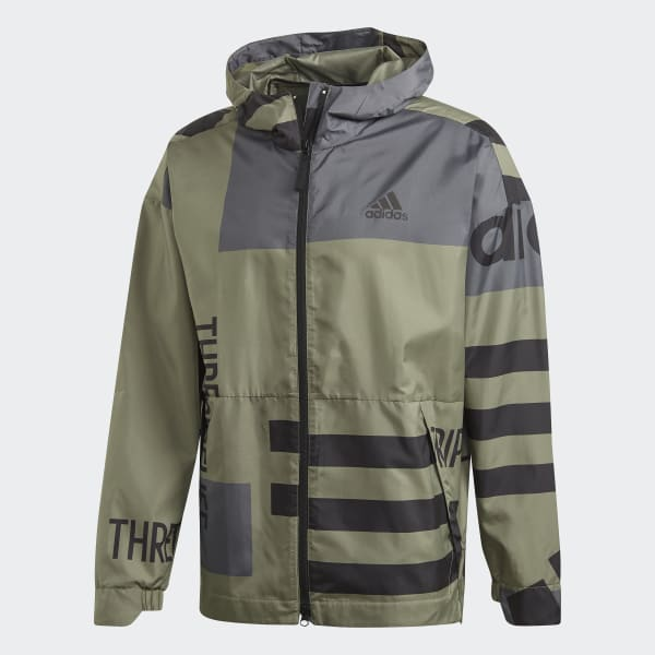 Urban WIND.RDY Windbreaker
