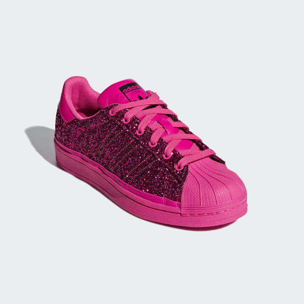 adidas schuhe glitzer rosa