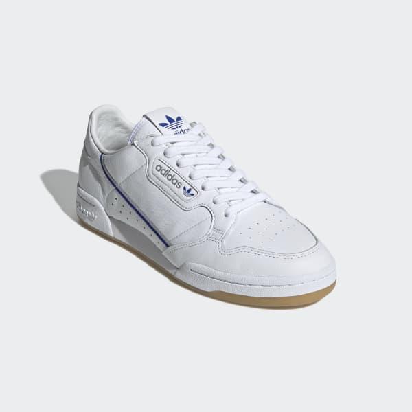 114fb624b46 adidas Sapatos Continental 80 Originals x TfL - Branco