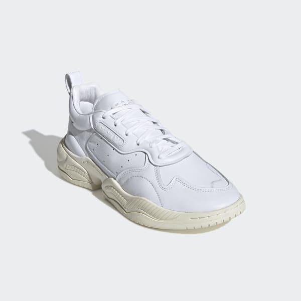 adidas Originals Supercourt trainers in white | Monroe Clothing