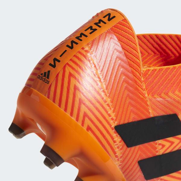 229a4cc630a58 adidas Botas de Futebol Nemeziz 18.2 – Piso Firme - Laranja | adidas MLT