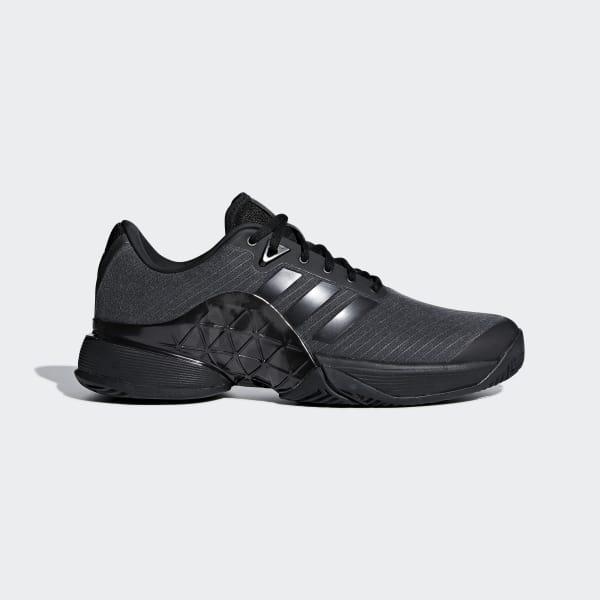 adidas Barricade 2018 LTD Edition Shoes - Black  30703ae1dfd2