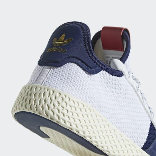 d995904366bea8 adidas Pharrell Williams BBC Hu V2 Shoes - White