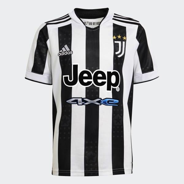 Juventus 21/22 Home Jersey