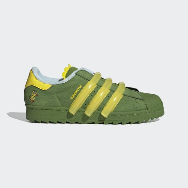genio Mala suerte marcador  adidas Superstar 80s TR Shoes - Green   adidas Malaysia