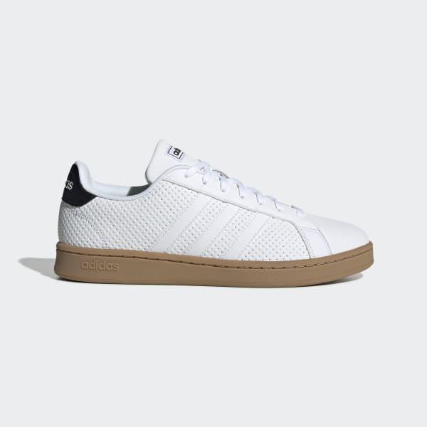 adidas court blancas