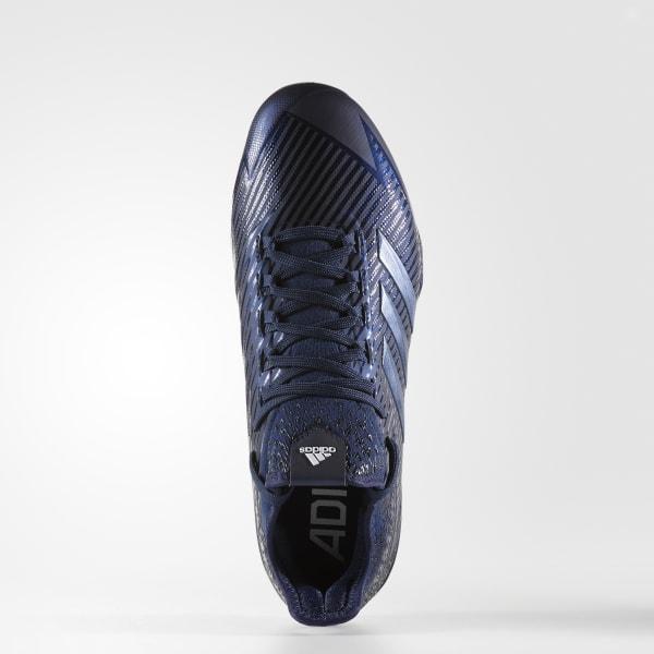b25926bc94726a adidas adizero Afterburner 4 Cleats - Blue