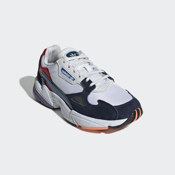 56d43ad289913 Zapatillas Falcon - Blanco adidas