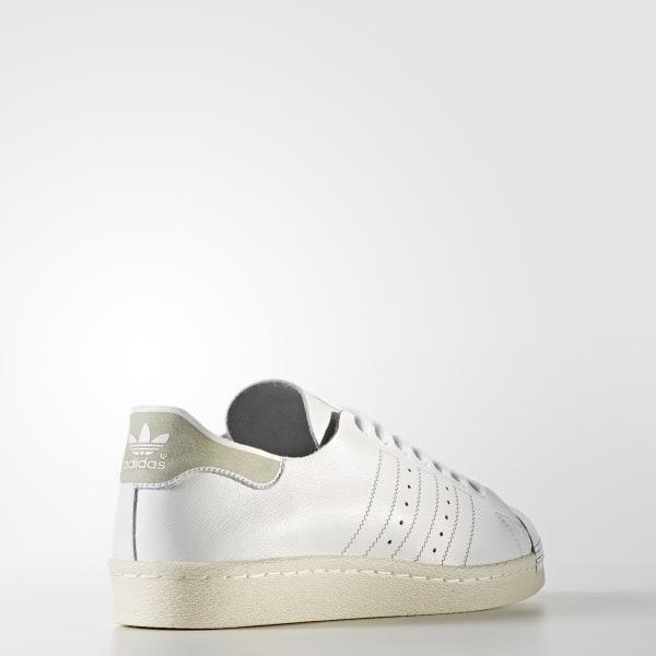 premium selection acf8c febab adidas Superstar 80s Decon Shoes - White   adidas UK