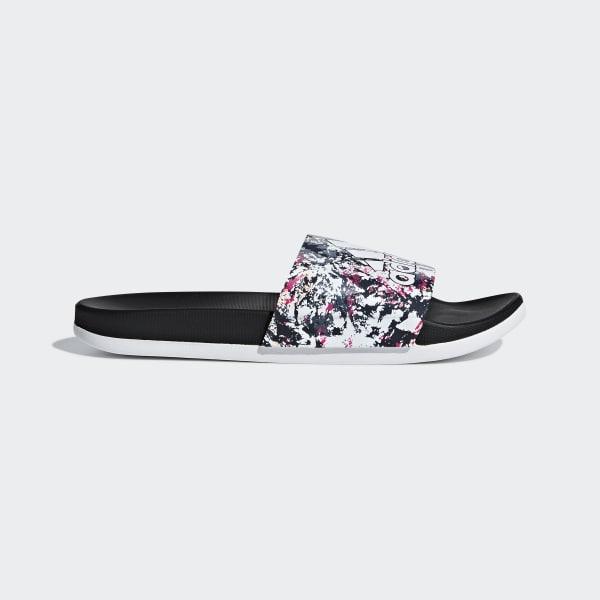 f12aea06de80b9 adidas Adilette Comfort Slides - White