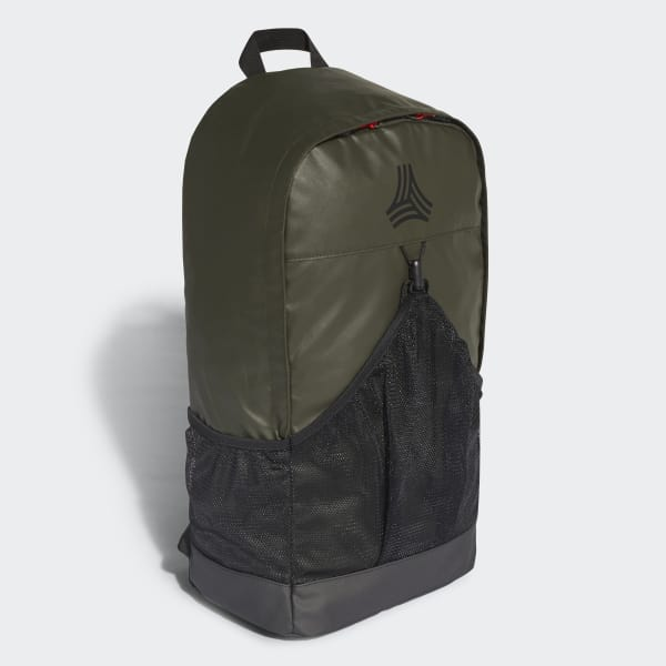 dd76d2be187 adidas Football Street Backpack - Green | adidas Singapore