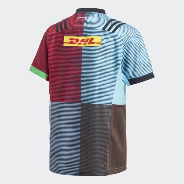 Camiseta primera equipación Harlequins FC