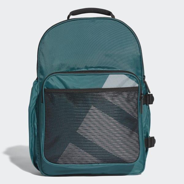 adidas EQT Classic Backpack - Green | adidas US | Tuggl