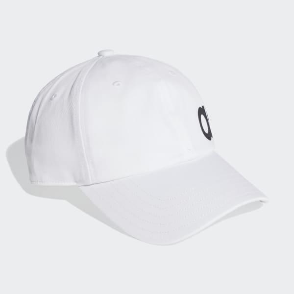 Linear Bold Baseball Hat