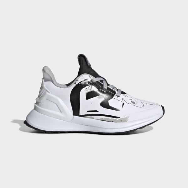 Cúal Nathaniel Ward Melodramático  adidas RapidaRun Star Wars Shoes - White | adidas US