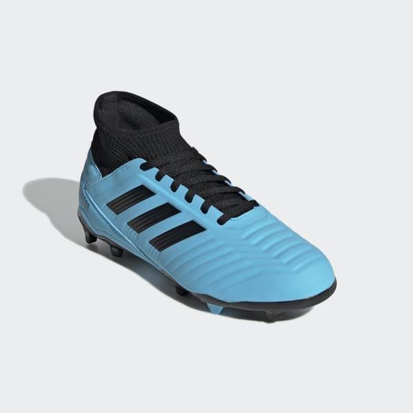 divorcio Desconocido Leeds  adidas Predator 19.3 Firm Ground Cleats - Turquoise   adidas US